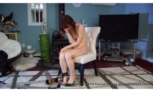 F2P - Compelled To Undress - Becca