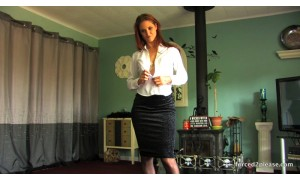 F2P - Do You Want That Promotion? (MP4) - Autumn Bodell