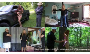 F2P - Four in One: Volume 10 (MP4) - Becky LeSabre, Kendra James, Jamie Knotts & Cadence Lux