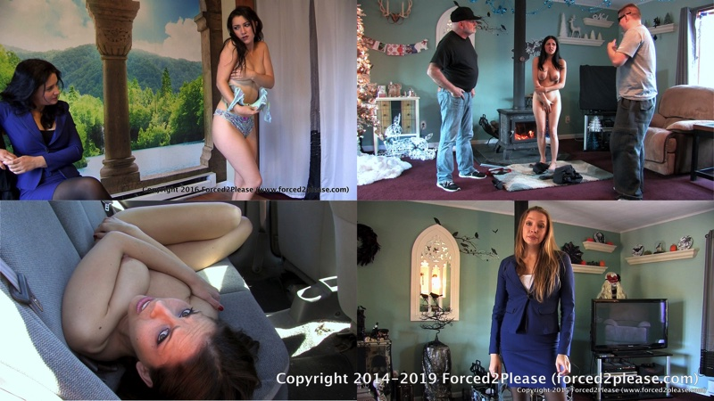 F2P - Four in One: Volume 15 (MP4) - Paisley Prince, Tilly McReese, Cali Logan, Sara Liz & Hannah Perez