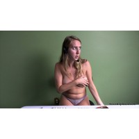 F2P - Office Embarrassment (MP4) - Cadence Lux